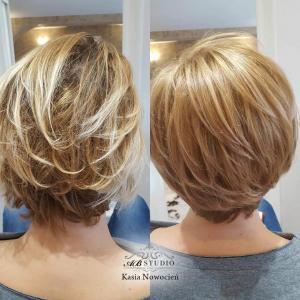 przycięcie włosów Targówek