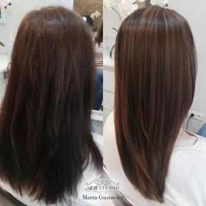 fryzjer damski Targówek